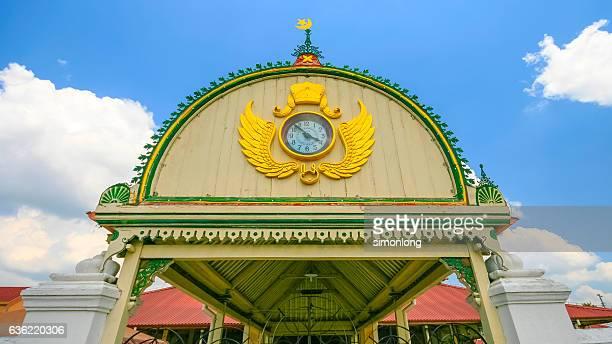 Kauman Great Mosque , Yogyakarta , Indonesia