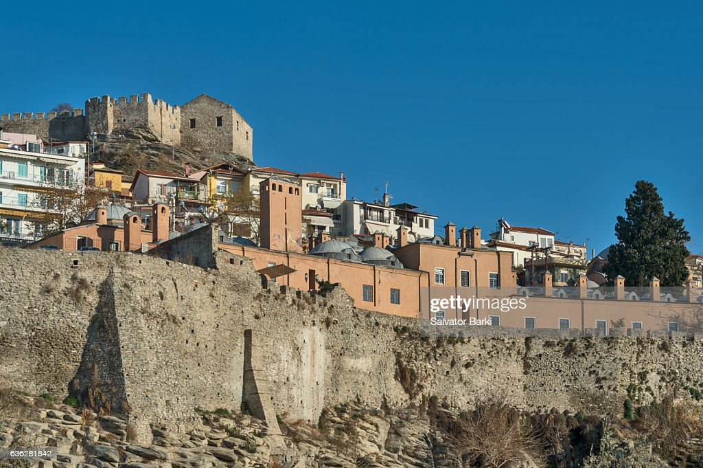 Kavala, Greece : Stock Photo