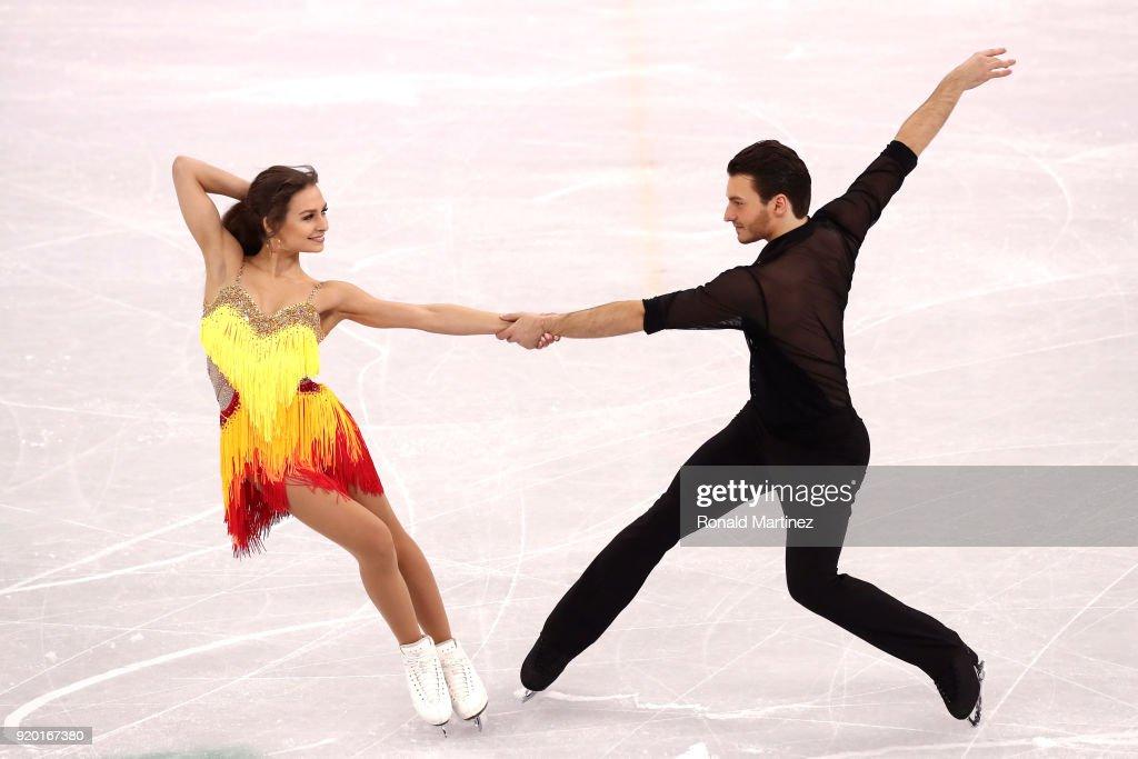 Figure Skating - Winter Olympics Day 10 : News Photo