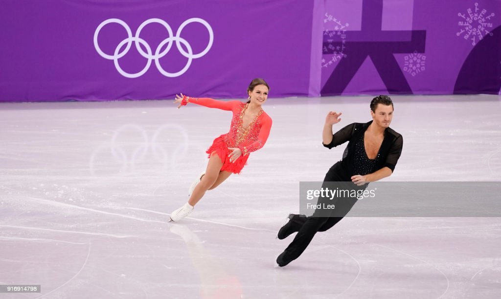 Figure Skating - Winter Olympics Day 2 : News Photo