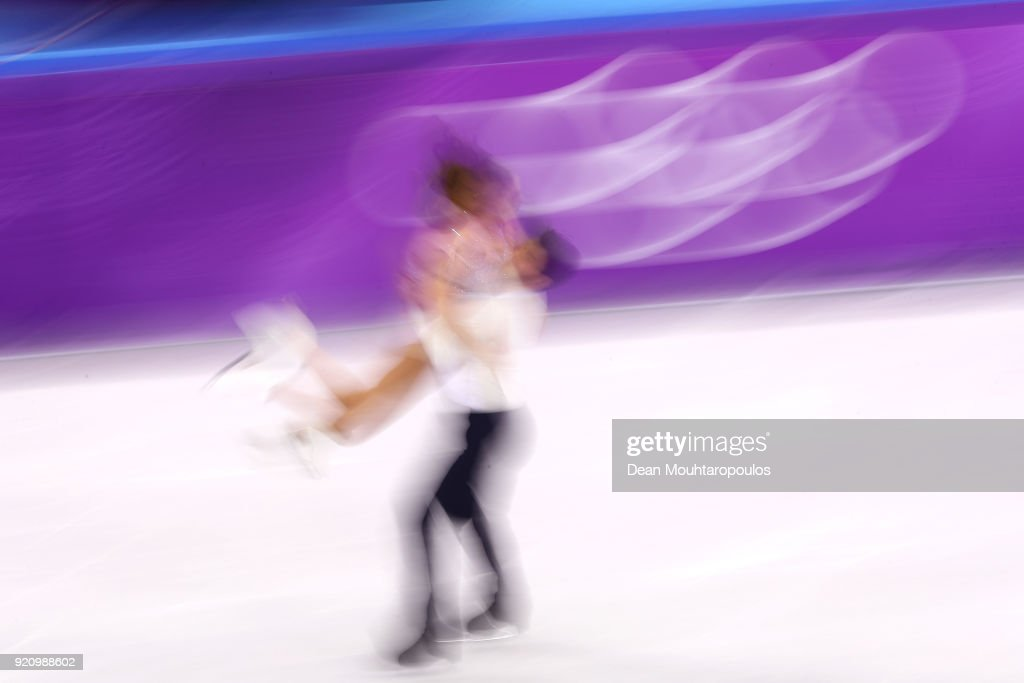Figure Skating - Winter Olympics Day 11 : News Photo