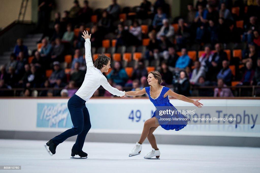 Nebelhorn Trophy 2017 - Oberstdorf : News Photo
