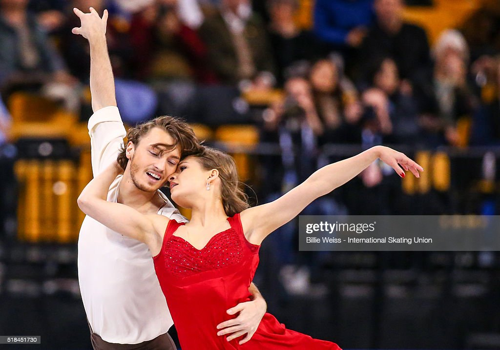 ISU World Figure Skating Championships 2016 - Day 4