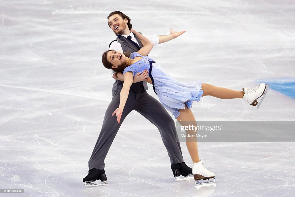 ISU World Figure Skating Championships 2016