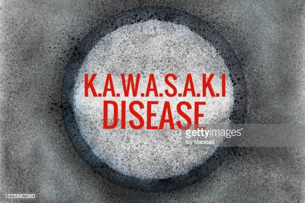 kawasaki disease - kawasaki disease stock pictures, royalty-free photos & images