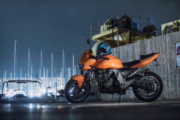Kawasaki Z750 Motorcycle