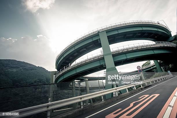 Kawazu Loop Bridge