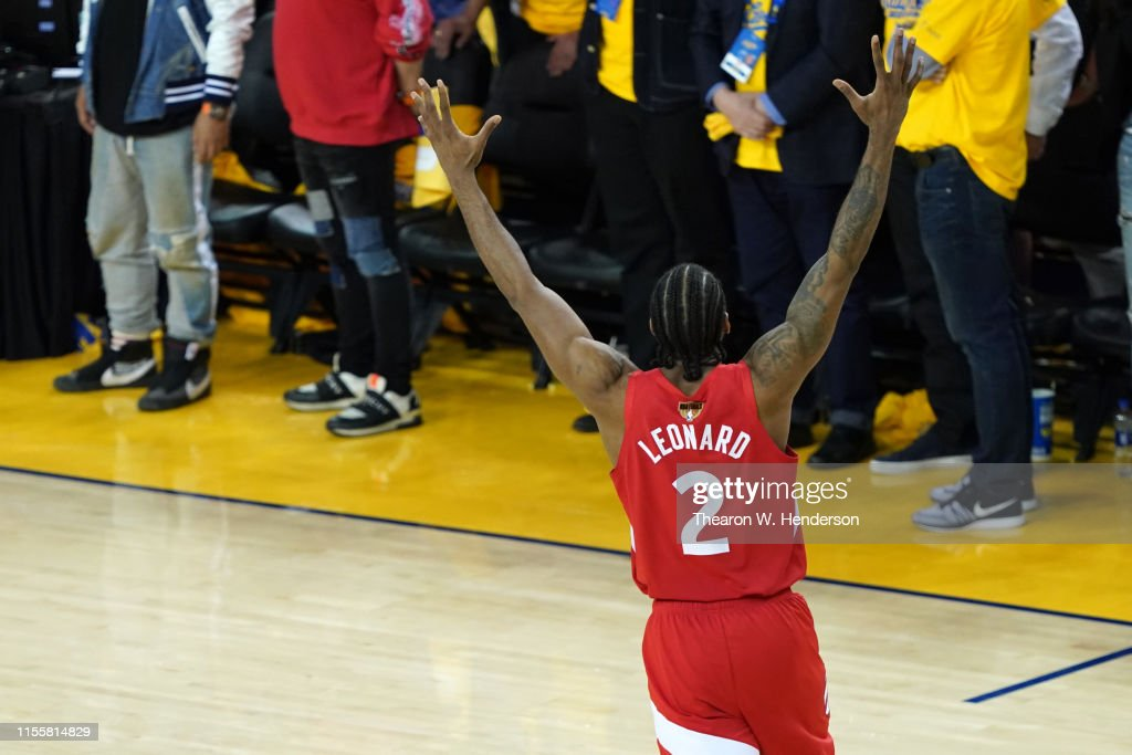 2019 NBA Finals - Game Six : News Photo