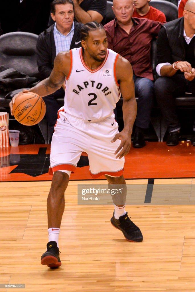 Boston Celtics v Toronto Raptors : News Photo