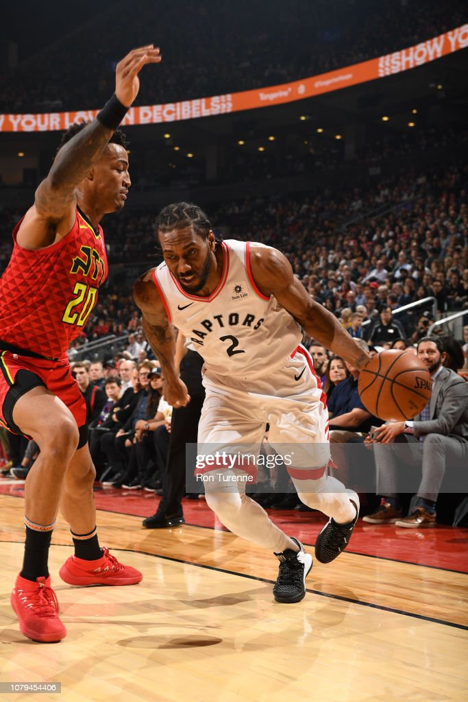 Atlanta Hawks v Toronto Raptors : News Photo
