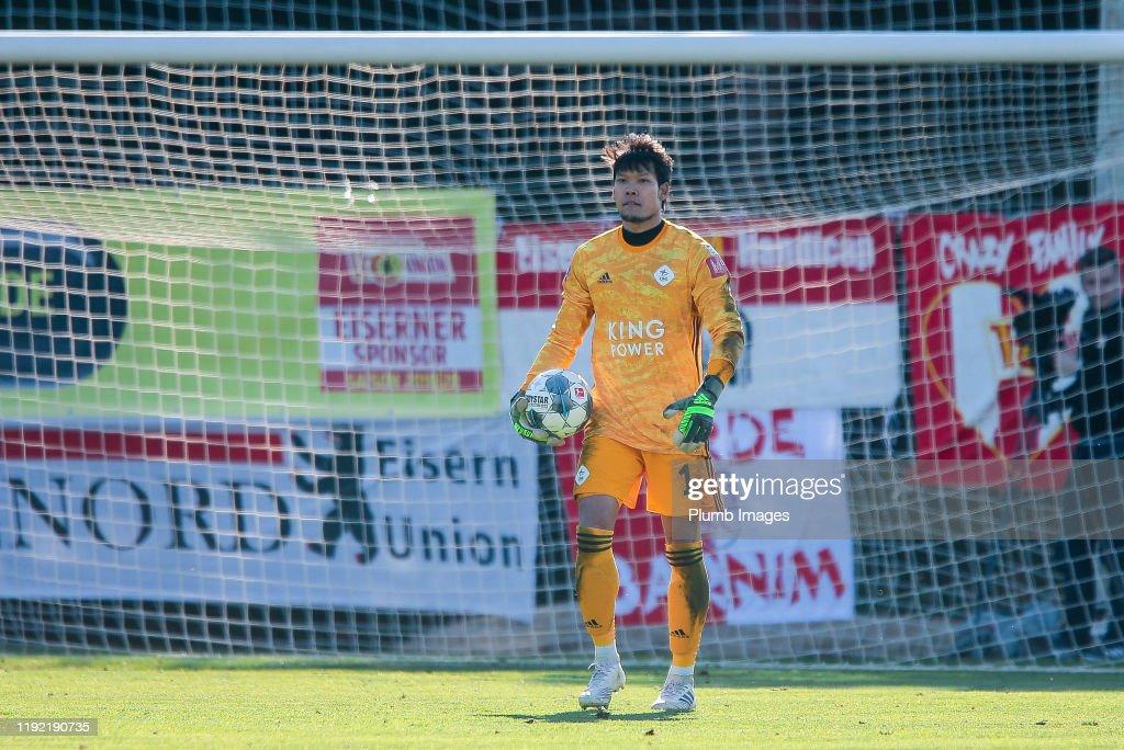 OH Leuven v Union Berlin - Friendly Match : ニュース写真