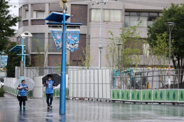 JPN: Kawasaki Frontale v Shonan Bellmare - J.League Meiji Yasuda J1
