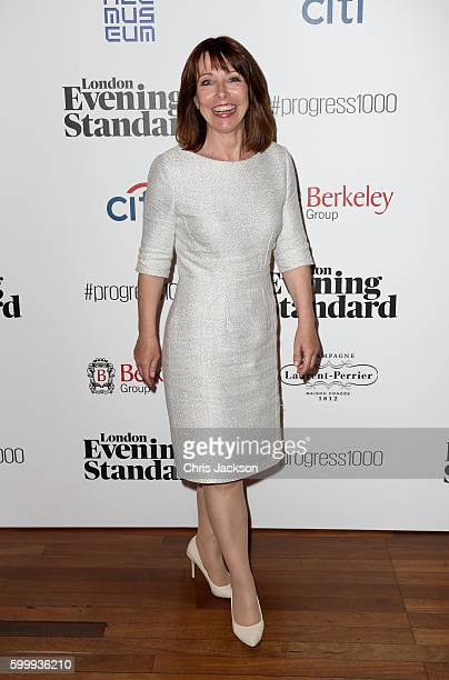 Kay Burley attends London Evening Standard's Progress 1000 at Science Museum on September 7 2016 in London England