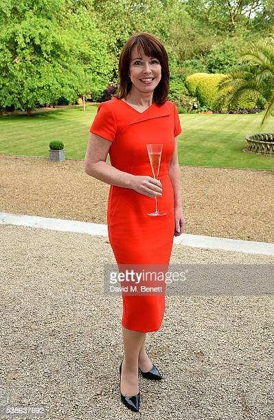 Kay Burley attends The Bell Pottinger Summer Party at Lancaster House on June 7 2016 in London England