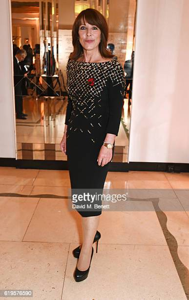 Kay Burley attends the Harper's Bazaar Women of the Year Awards 2016 at Claridge's Hotel on October 31 2016 in London England