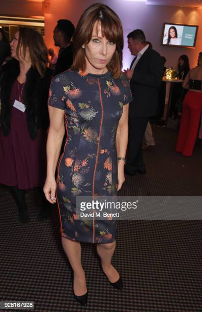 Kay Burley attends the launch of InterTalent Rights Group at BAFTA on March 6 2018 in London England