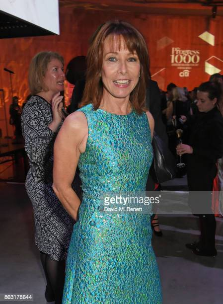 Kay Burley attends The London Evening Standard's Progress 1000 London's Most Influential People in partnership with Citi on October 19 2017 in London...