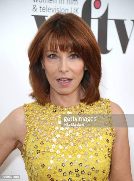 Kay Burley attends the 'Sky Women In Film and TV Awards' held at London Hilton on December 1 2017 in London England