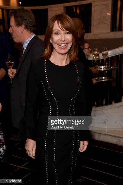 Kay Burley attends The Spectator Parliamentarian Of The Year Awards at Rosewood London on January 22 2020 in London England