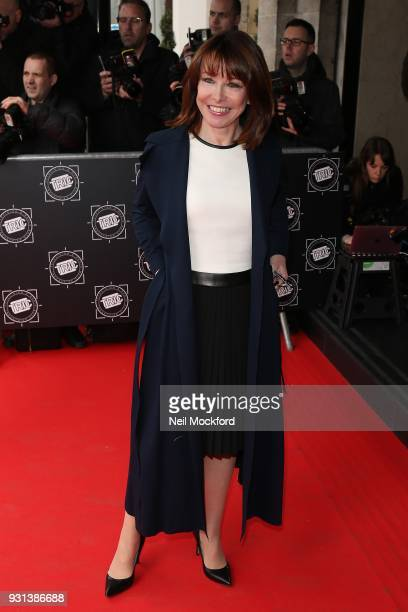 Kay Burley attends the TRIC Awards 2018 held at The Grosvenor House Hotel on March 13 2018 in London England