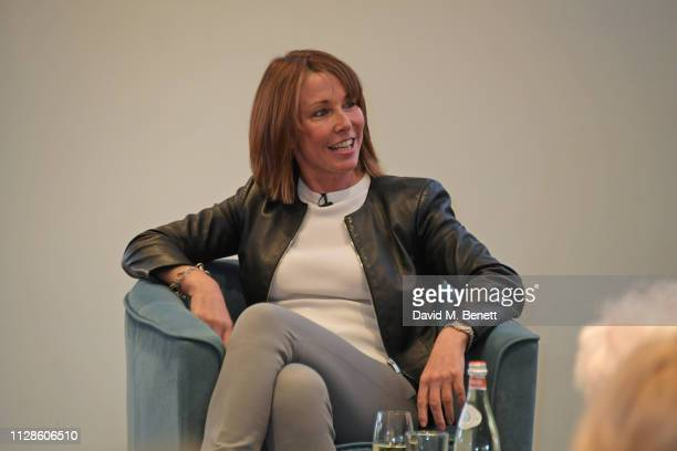 Kay Burley attends Turn The Tables 2019 hosted by Tania Bryer and James Landale in aid of Cancer Research UK at BAFTA on March 4 2019 in London...