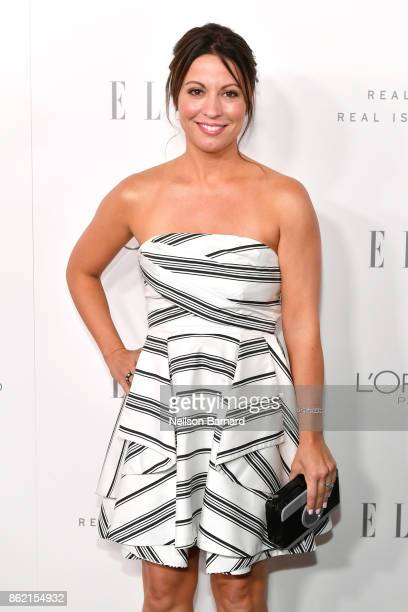 Kay Cannon attends ELLE's 24th Annual Women in Hollywood Celebration presented by L'Oreal Paris Real Is Rare Real Is A Diamond and CALVIN KLEIN at...