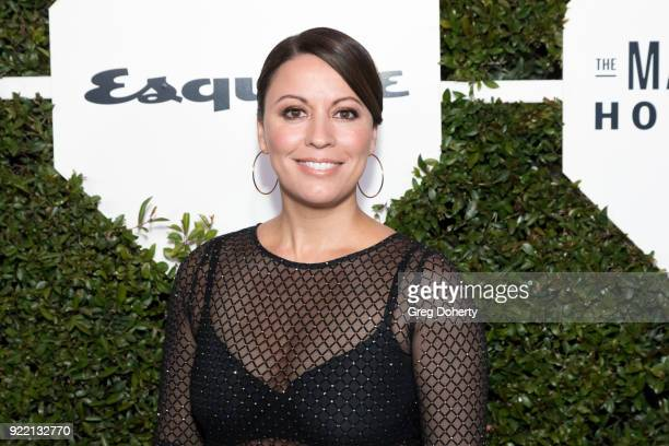 Kay Cannon attends Esquire's Annual Maverick's Of Hollywood on February 20 2018 in Los Angeles California