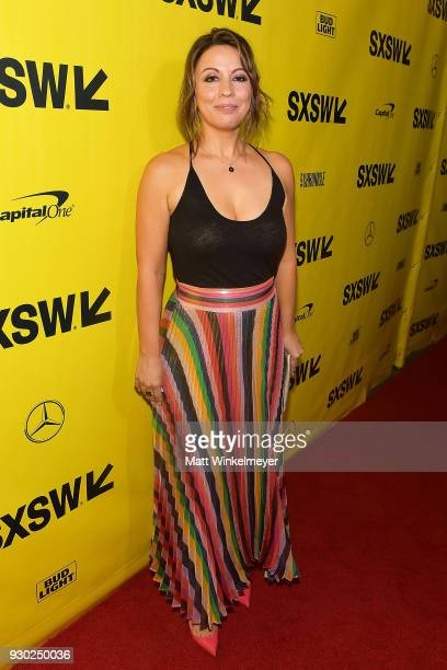 Kay Cannon attends the 'Blockers' Premiere 2018 SXSW Conference and Festivals at Paramount Theatre on March 10 2018 in Austin Texas