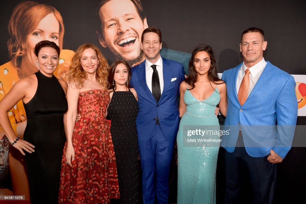 """Blockers"" premieres in Los Angeles"