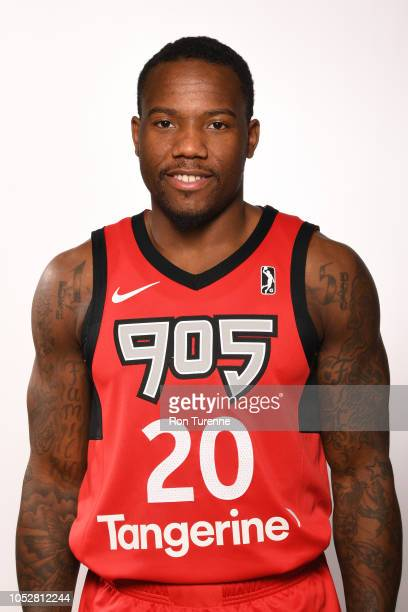 Kay Felder of Raptors 905 poses for a head shot during the NBA GLeague media day at Paramount Fine Foods Centre in Mississauga Ontario Canada on...
