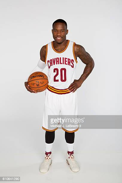 Kay Felder of the Cleveland Cavaliers poses for a portrait during 20162017 Cleveland Cavaliers Media Day at the Cleveland Clinic Courts on September...