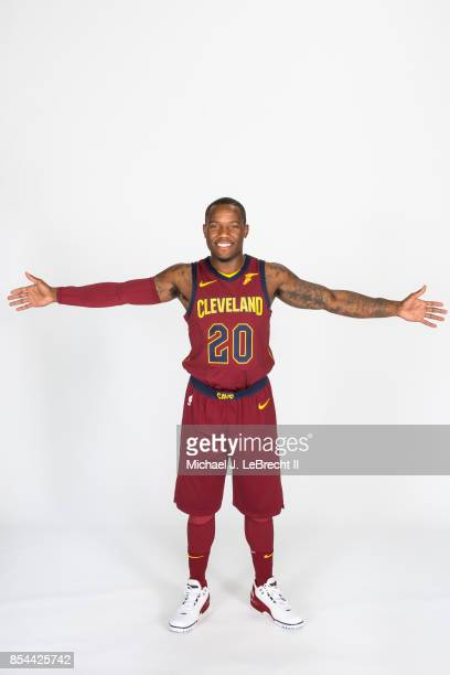 Kay Felder of the Cleveland Cavaliers poses for a portrait during the 201718 NBA Media Day on September 25 2017 at Quicken Loans Arena in Cleveland...