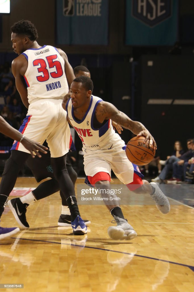Grand Rapids Drive v Greensboro Swarm