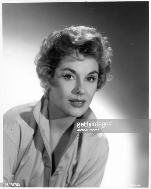 Kay Kendall in a publicity portrait Circa 1957