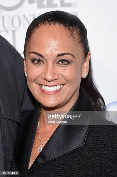 Kay Kinsey Malone attends the 30th Annual Great Sports Legends Dinner to benefit The Buoniconti Fund to Cure Paralysis at The Waldorf Astoria on...