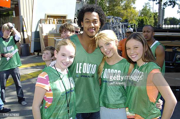 Kay Panabaker Wesly Jonathan Taylor Cole and Malese Jow