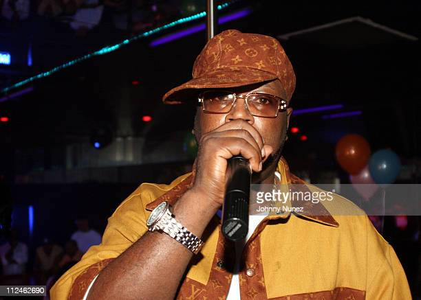 DJ Kay Slay during DJ Kay Slay Birthday Smash Out Hosted by Buffie the Body at The Players Club in New York New York United States