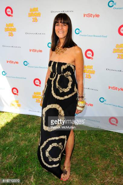 Kay Unger attends Donna Karan Ariel Foxman InStyle Along With Kelly Ripa Ashley Greene Present Super Saturday 13 at Nova's Ark Project on July 31...