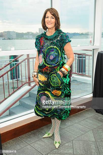 Kay Unger attends the 2016 Parsons Benefit at Chelsea Piers on May 23 2016 in New York City