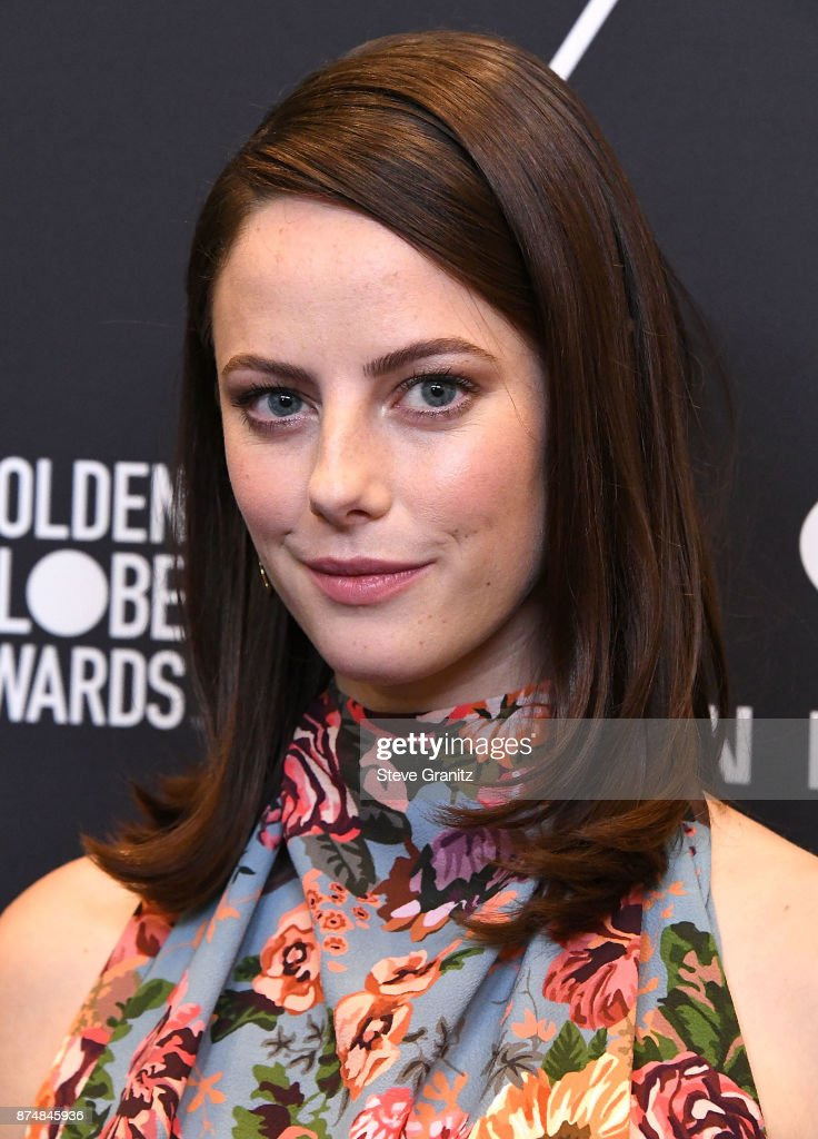 Kaya Scodelario arrives at the Hollywood Foreign Press Association And InStyle Celebrate The 75th Anniversary Of The Golden Globe Awards at Catch LA on November 15, 2017 in West Hollywood, California.