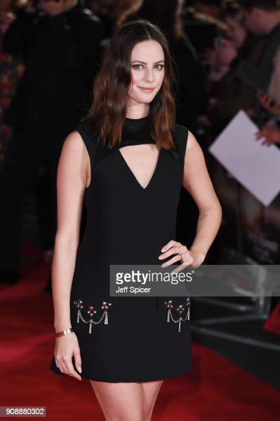 Kaya Scodelario attends the UK fan screening of 'Maze Runner The Death Cure' at Vue West End on January 22 2018 in London England