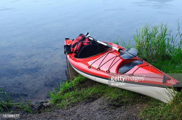 Kayak on Shore