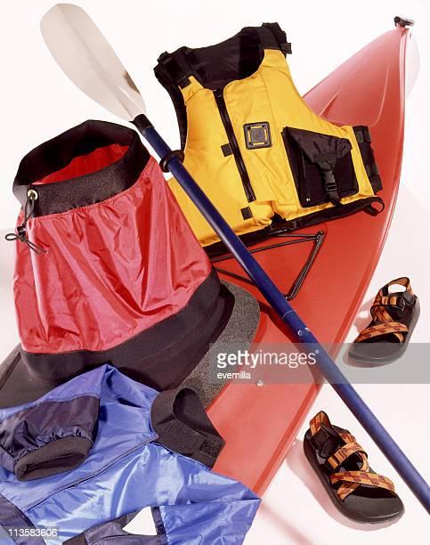 kayak con ingranaggio