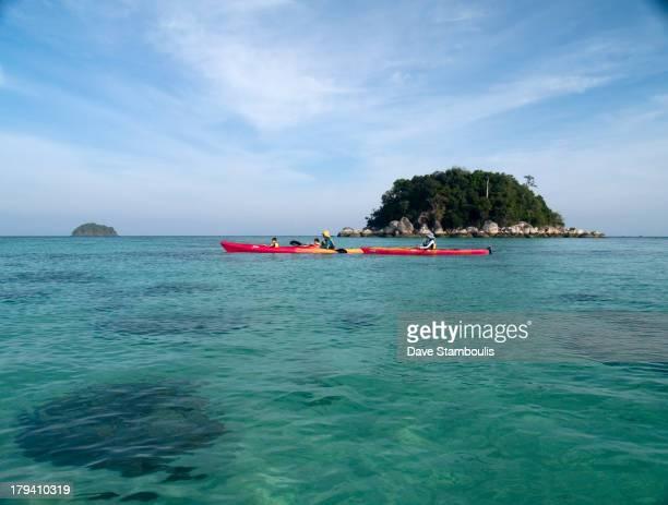 CONTENT] kayaking Koh Lipe Thailand