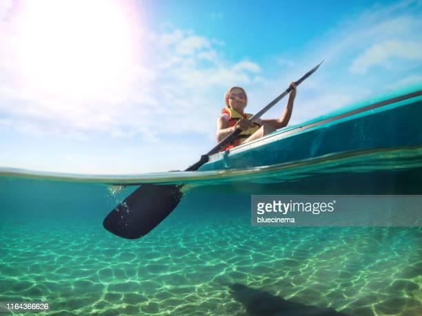 kayaking - kayak stock pictures, royalty-free photos & images