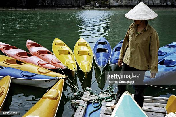 CONTENT] Kayakrental at Halong Bay Vietnam