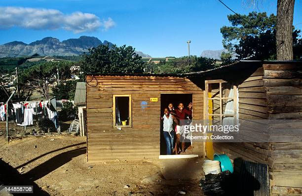 Kayamandi township Stellenbosch Western Cape