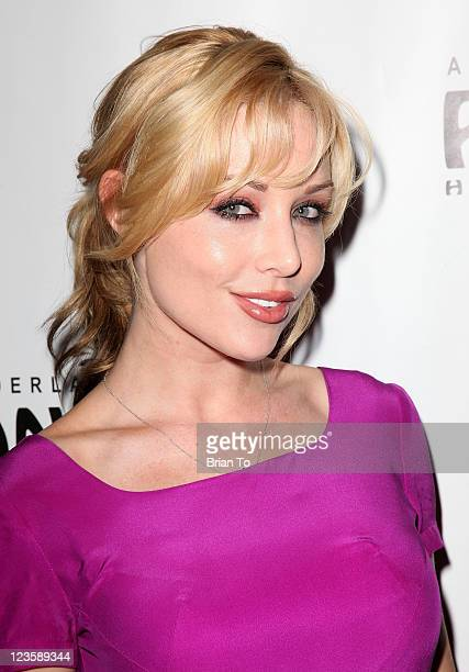 Kayden Kross attends Rock Of Ages Los Angeles opening night at the Pantages Theatre on February 15 2011 in Hollywood California