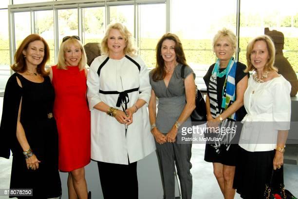 Kaye Pick Stephanie Vahn Marie McKenna Louise Korshak and Cindy Fields attend Los Angeles County Museum of Art Los Angeles Ca at September 29 on...