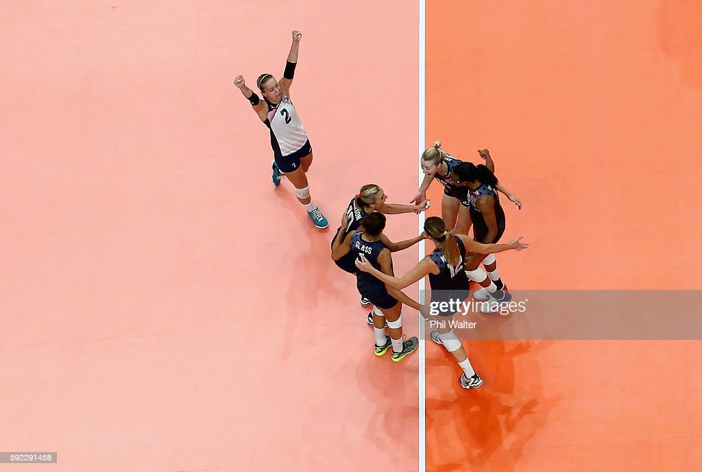 Volleyball - Olympics: Day 15 : ニュース写真